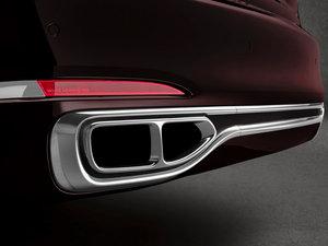 2017款M760Li xDrive 卓越奢华版 细节外观