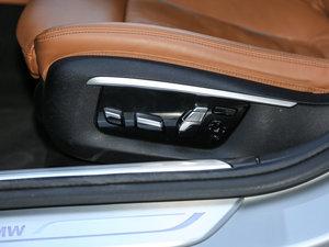 2017款730Li 豪华型 座椅调节