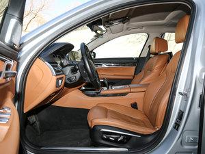 2017款730Li 豪华型 前排空间