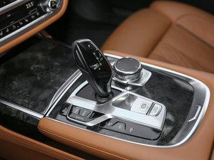 2017款730Li 豪华型 变速挡杆