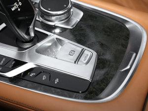 2017款730Li 豪华型 驻车制动器