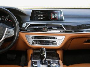 2017款730Li 豪华型 中控台