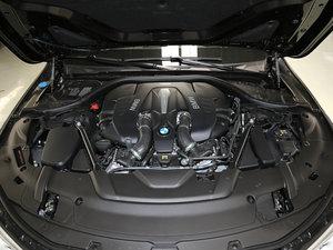2017款750Li xDrive 个性化定制版 五座 发动机