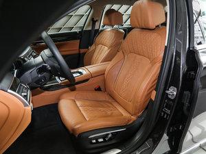 2017款730Li 豪华型 前排座椅
