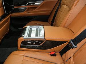 2017款730Li 豪华型 后排中央扶手