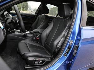 2017款340i xDrive M运动型 前排座椅