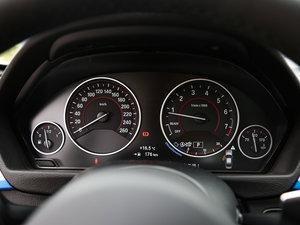 2017款340i xDrive M运动型 仪表