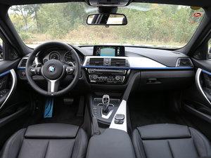 2017款340i xDrive M运动型 全景内饰