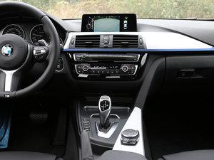 2017款340i xDrive M运动型 中控台