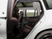 空间座椅宝马X3(进口)后排空间