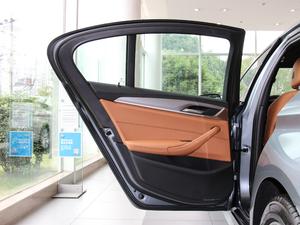 2017款525i M运动套装 后车门