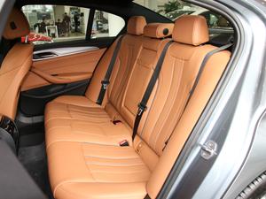 2017款525i M运动套装 后排座椅