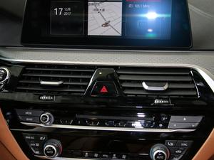 2017款525i M运动套装 空调出风口