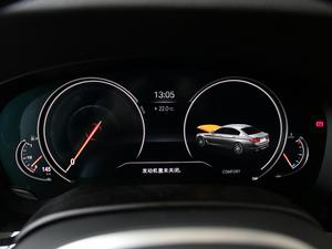 2017款525i M运动套装 仪表