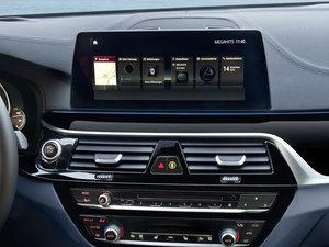 2017款530e iPerformance 中控区