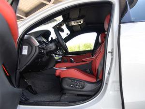 2017款xDrive35i M运动豪华型 前排空间