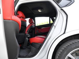 2017款xDrive35i M运动豪华型 后排空间