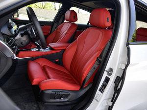 2017款xDrive35i M运动豪华型 前排座椅