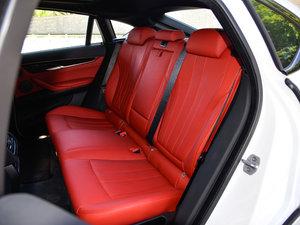 2017款xDrive35i M运动豪华型 后排座椅
