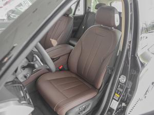 2017款xDrive40e 前排座椅
