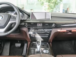 2017款xDrive40e 中控台