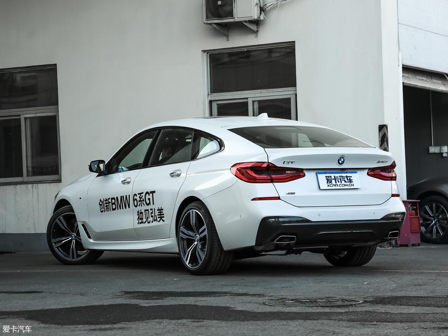 宝马6系GT降价促销中 让利高达7.98万