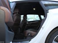 空间座椅宝马6系GT后排空间