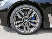 细节外观宝马7系轮胎