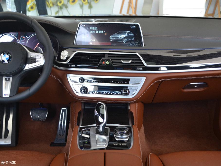 2018款宝马7系M760Li xDrive