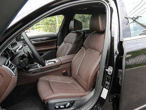 2018款740Li 领先型 M运动套装 前排座椅