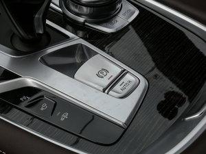 2018款740Li 领先型 M运动套装 驻车制动器