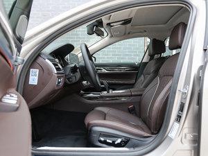2018款730Li 尊享型 卓越套装 前排空间