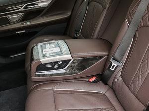 2018款730Li 尊享型 卓越套装 后排中央扶手