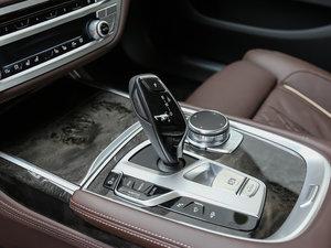 2018款730Li 尊享型 卓越套装 变速挡杆