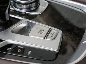 2018款730Li 尊享型 卓越套装 驻车制动器