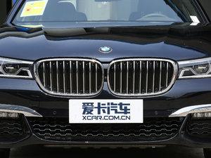 2018款730Li 尊享型 M运动套装 中网