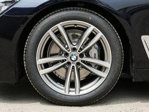 2018款730Li 尊享型 M运动套装 轮胎
