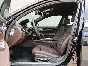 2018款730Li 尊享型 M运动套装 前排空间