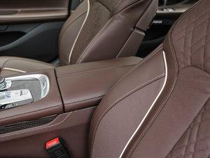 2018款730Li 尊享型 M运动套装 前排中央扶手