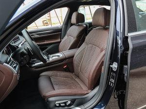 2018款730Li 尊享型 M运动套装 前排座椅
