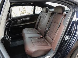 2018款730Li 尊享型 M运动套装 后排座椅