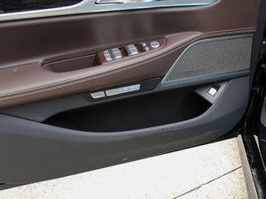 2018款730Li 尊享型 M运动套装 车门储物空间