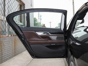 2018款730Li 尊享型 M运动套装 后车门