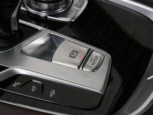 2018款730Li 尊享型 M运动套装 驻车制动器