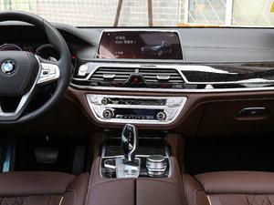 2018款730Li 尊享型 M运动套装 中控台