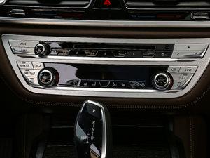2018款730Li 尊享型 M运动套装 空调调节