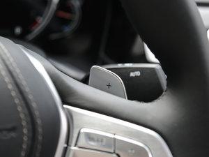 2018款730Li 尊享型 M运动套装 中控区