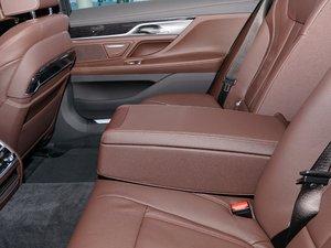 2018款730Li 领先型 M运动套装 后排中央扶手