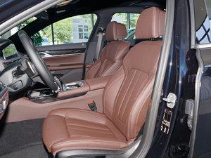 2018款730Li 领先型 M运动套装 前排座椅