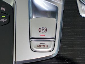 2018款730Li 领先型 M运动套装 驻车制动器